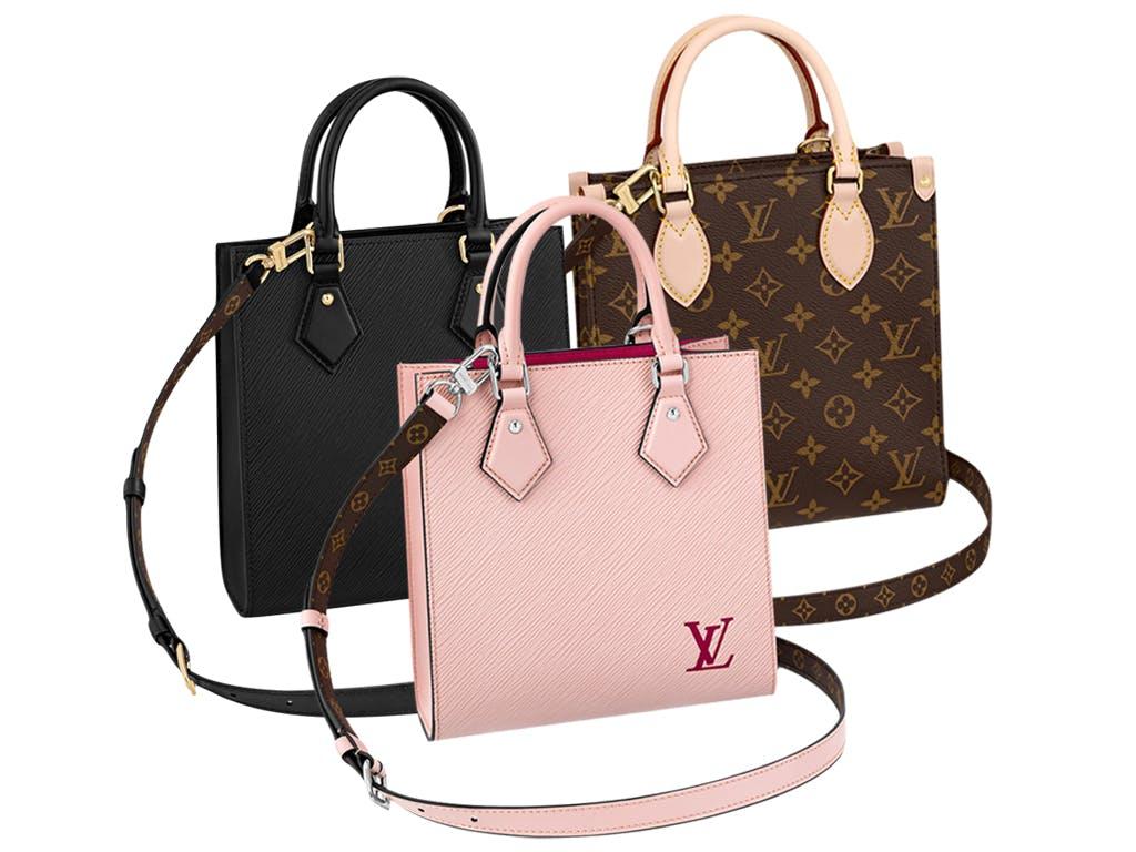 Louis Vuitton Epi Sac Plat BB
